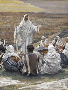 The Lord'S Prayer, The Life Of Our Lord Jesus Christ, 1886-1894 by James Tissot