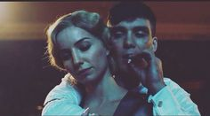 I didn't like Grace that much #PeakyBlinders
