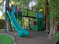 Verde Tree Fort