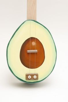 Avocado Guitar! Avocado Guitar! AVOCADO GUITAR!!!!!!