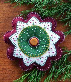 Anita's Little Stitches: New Wool Felt Patterns, scissors, charms and Aleene's glue pens...