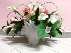 #fiori #calle #rose #composizione #camelia