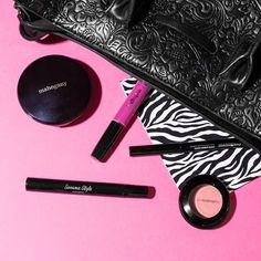maquiagem, Mahogany, glam, makeup, primavera