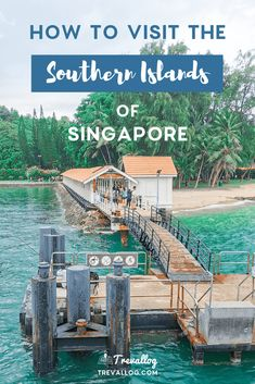 Visiting the Southern Islands of singapore can be quite overwhelming for first-timers. In this guide, I'll share the details on how to get to Southern Islands, which ferry to take, recommended itineraries, what to bring, what to wear, and things to do in Sisters Islands, Kusu Island, St John's Island, Lazarus Island and Seringat Island. #southeastasia #asia #singapore #southernisland #stjohnisland #kusuisland #sistersisland #travelsingapore #visitsingapore Travel Alone, Asia Travel, Japan Travel, Beach Travel, Visit Singapore, Singapore Travel, Luang Prabang, Travel Inspiration, Travel Ideas