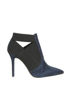 Thea black suede ankle boots Sale - Versace 1969 Sale | Shoes ...