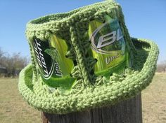 33b6df05 142 Best beer can hat images in 2016 | Coke can crafts, Beer cans ...