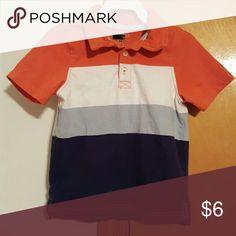 Boys dress shirt Button up shirt, worn once Shirts & Tops Polos