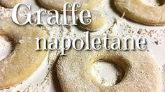 Graffe napoletane (ricetta con patate) - DOLCI DI CARNEVALE