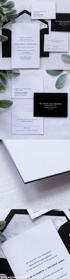 Novedad #innovias, el negro como color de boda elegante y chic https://innovias.wordpress.com/2016/10/31/propuestas-innovias-para-un-look-de-novia-en-blanco-y-negro/