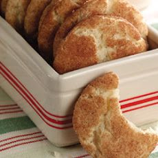 Mrs. Sigg's Snickerdoodles Recipe