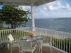 Waikane Cottage Rental: Kahakai Cottage Beachfront | HomeAway