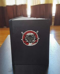 Samurai Enso Blood Circle Sticker , Sticker - A Vol d'Oiseau, A Vol d'Oiseau  - 1