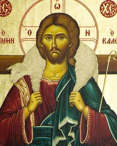 This icon image of Jesus Christ the Good Shepherd has been permeated into a 4 x 4 ceramic tile using sublimation dyes and a professional heat press. The colorful image has become part of the tile and will never fade, flake or discolor. Christ The Good Shepherd, Christian Decor, Christian Prayers, Byzantine Icons, Religious Icons, Orthodox Icons, Sacred Art, Jesus Christ, Christianity