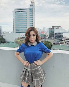 Filipina Beauty, Best Actress, Beautiful Asian Girls, Ulzzang Girl, Asian Beauty, Kai, Cute Girls, Cool Outfits, Idol