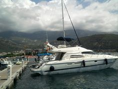 Czarnogóra Montenegro Budva #Montenegro #Czarnogóra #Budva #jacht