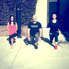 Pin for Later: Allow Jordana Brewster to Be Your Healthy Fitness Inspiration When She Remembered to Stretch Post-Workout
