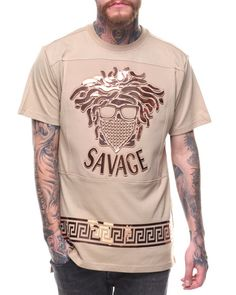 Find MEDUSA FOIL EMBOSSED TEE Men's Shirts from Buyers Picks & more at DrJays. on Drjays.com
