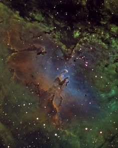 Hubble makes 'Pillars of Creation' image even better