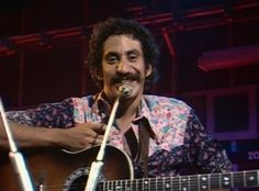 Jim Croce on the UK's 'Old Grey Whistle Test' (1973)