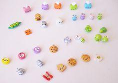Kawaii Polymer Clay Charm GRAB BAG. $14.00, via Etsy. <3 so cute! :D