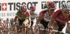 Tissot is Official Timekeeper of the 2012 Tour de Romandie.