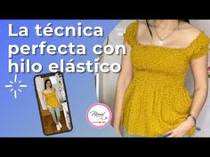 #45 EL SECRETO PARA COSER CON ÉXITO FRUNCES CON HILO ELÁSTICO! MIRA QUE FÁCIL! 😃🧵 - YouTube Summer Dresses, Sewing, Youtube, Women, Hobby, Fashion, Scrappy Quilts, Blouse Sewing Pattern, Smocked Dresses