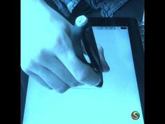 Digital First Scriba is a stylus like no other. It doesn't look like or work like any stylus that you've used before. Uniquely tactile, Scriba's flexible bod. Stylus, Squares, Texture, Digital, Create, Surface Finish, Style, Bobs, Pattern