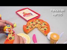 Mainan Masak Masakan ❤ Mainan Potong Pizza ❤ Belajar Buah Buahan ❤ Maina...