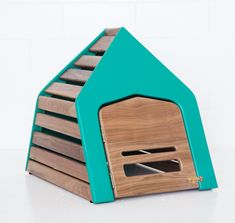 For Gimli: Modern Dog Dens by Gamla Studio - Dog Milk