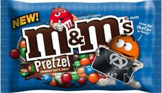 MandM's Pretzel Chocolate Candy Oz (Pack of Junk Food Snacks, Lunch Snacks, Baby Food Recipes, Snack Recipes, Movie Candy, Peanut M&ms, Candy Drinks, Juice Drinks, Junk Food