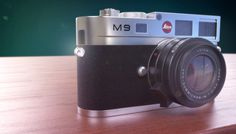 Leica M9 WIP rendered in KeyShot by Will Gibbons.
