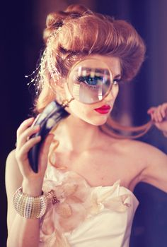 """Saatchi Online Artist: Miss Aniela; C-Type, 2012, Photography """"Tusk, 1/3, large edition"""""""