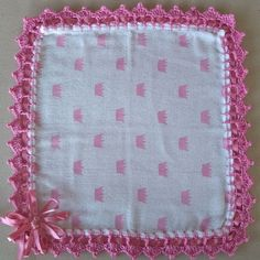 Baby Afghan Crochet, Baby Afghans, Filet Crochet, Crochet Stitches, Crochet Patterns, Hand Towels, 1, Baby Blanket Crochet, Crochet Bag Patterns