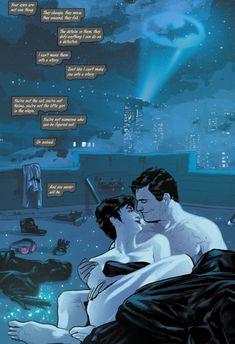 Batman Issue - Read Batman Issue comic online in high quality Batgirl, Batman And Catwoman, Batman Art, Nightwing, Dc Comics, Comics Love, Funny Comics, Bruce And Selina, Batman Love