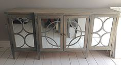 Victoria's mirrored Sideboard