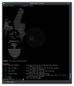 A command-line tool to generate war payloads for penetration testing / red teaming purposes, written in ruby. Kali Linux Tutorials, Best Hacking Tools, Computer Programming Languages, Linux Kernel, Line Tools, Raspberry Pi Projects, Tech Hacks, Computer Setup, Minne