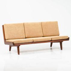 Carl-Gustaf Hiort Af Ornäs, sohva, Studio, k 74 cm, l 180 cm. Outdoor Sofa, Outdoor Furniture, Outdoor Decor, Love Seat, Couch, Studio, Home Decor, Settee, Decoration Home