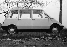 Autonova Fam, 1965   Photo: Archivio Perini