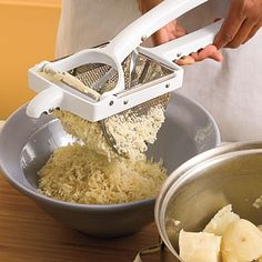 Ever wondered how you could get smooth, lump-free, and creamy mashed potatoes? The secret is a potato ricer.
