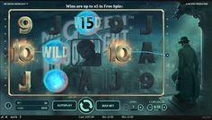 Spelautomater Mr Green Moonlight - Via en introvideo för vi förklarat att det härjar en skum figur på Londons gator. - http://www.gratis-slot.com/spel/spelautomater-mr-green-moonlight