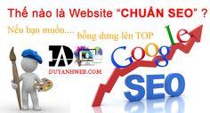 Vì sao phải thiết kế website chuẩn seo? như thế nào? Tác dụng giúp từ khóa dễ dàng lên TOP google hãy thiết kế website chuẩn seo.