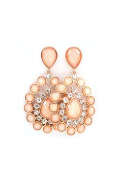 Ella Earrings in Aspen Shimmer.
