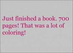 Ha ha! That IS my kind of book:-b