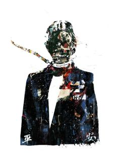 Freak on a Leash Giclee Print by Alex Cherry at Art.com