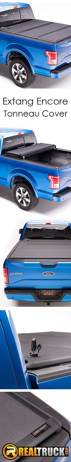 One of the first things you should get for your truck is a tonneau cover to protect your truck bed. We recommend choosing a cover made by Extang. Extang tonneau covers are known world-wide for their unmatched quality, functionality, and great looks. Plus Extang is the number one selling brand in America!