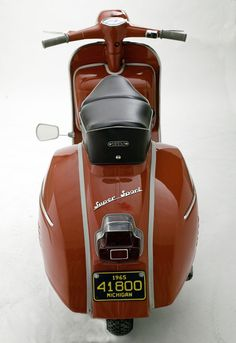 Vespa 180 Super Sport, since 1964 Vespa 125cc, Piaggio Vespa, Lambretta Scooter, Super Sport, Triumph Motorcycles, Vespa Images, Miniatur Motor, Ducati, Vespa Motor Scooters