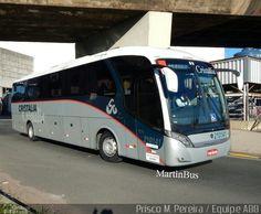 Ônibus da empresa Expresso Cristália, carro 210141, carroceria Neobus New Road 360 N10, chassi Scania K360IB 4x2. Foto na cidade de Campinas-SP por Prisco M. Pereira / Equipe ABB, publicada em 06/07/2017 23:07:01.