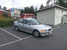 BMW 320 D Sedan E46