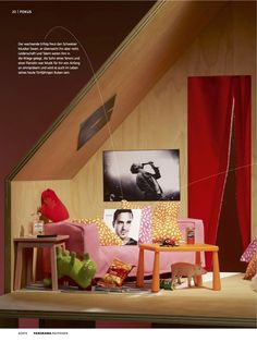 Panorama, December 2015, the topic Smart Home