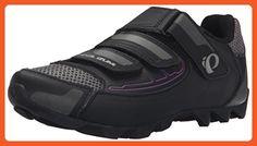 Pearl Izumi Women's W All-road Iii B/b Cycling Shoe, Black/Black, 43 EU/10.8 B US - Athletic shoes for women (*Amazon Partner-Link)